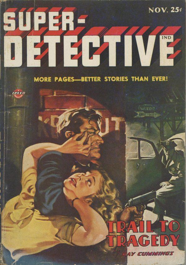 Super-Detective November 1946