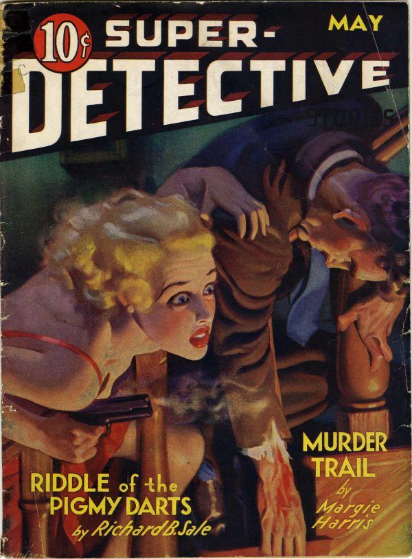 Super-Detective Stories May 1935
