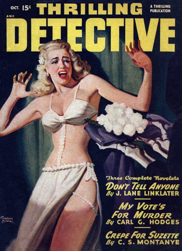Thrilling Detective October 1948