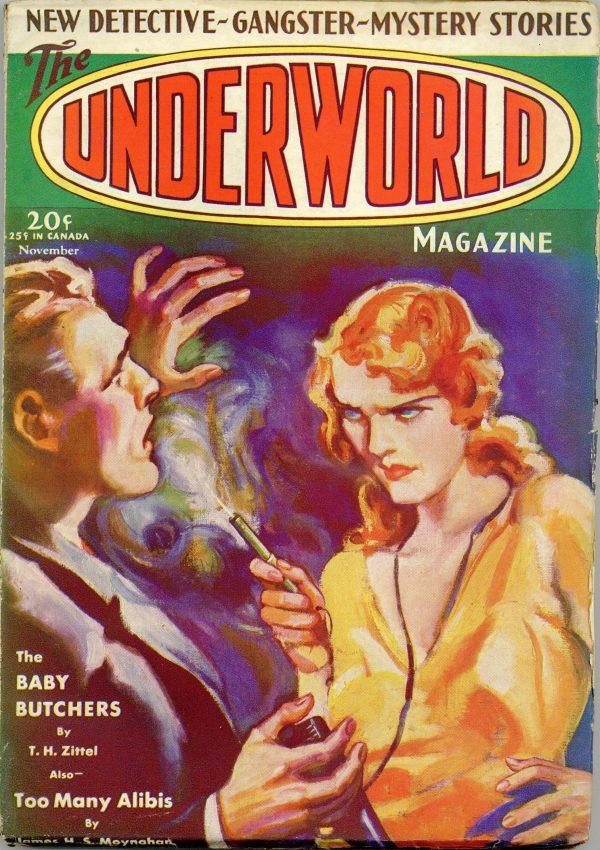Underworld November 1931