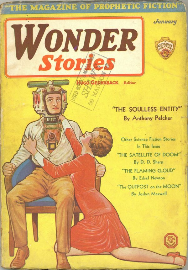Wonder Stories January 1931