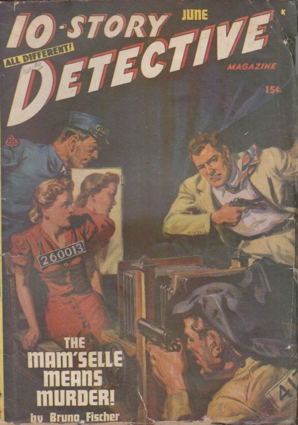 10 Story Detective June 1948