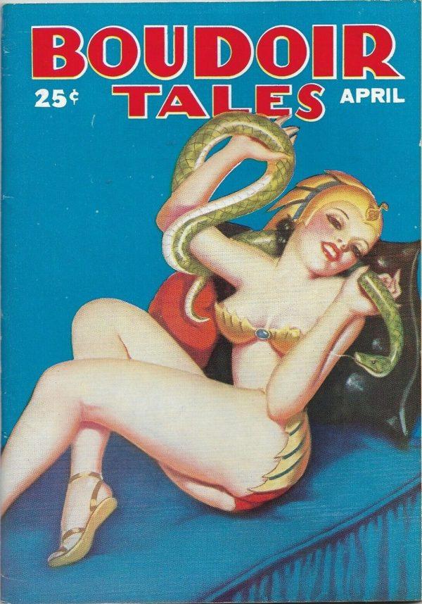 Boudoir Tales April 1935