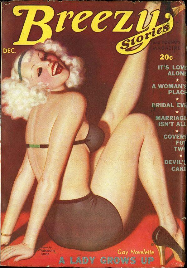 Breezy Stories Dec. 1936