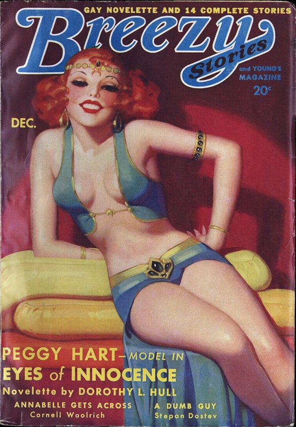 Breezy Stories December 1935