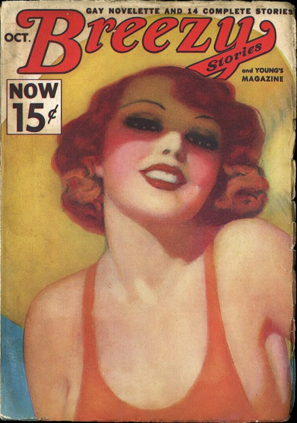 Breezy Stories October 1938