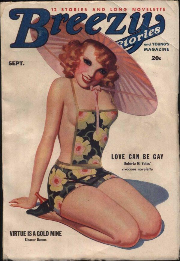 Breezy Stories September, 1935