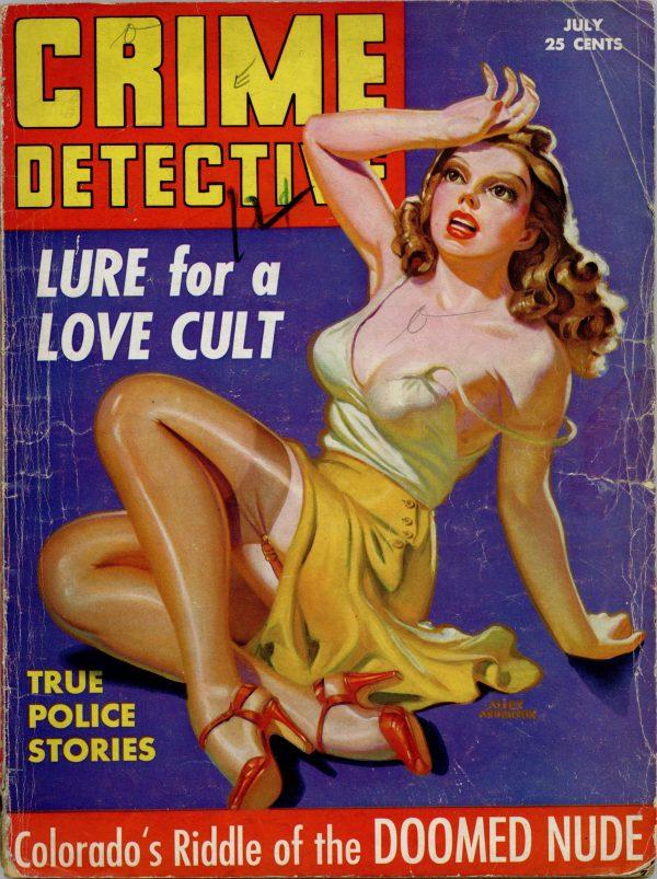 Crime Detective July 1941