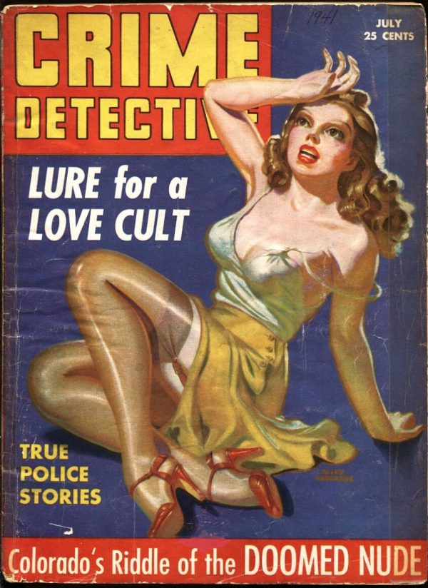 Crime Detective Magazine July1941