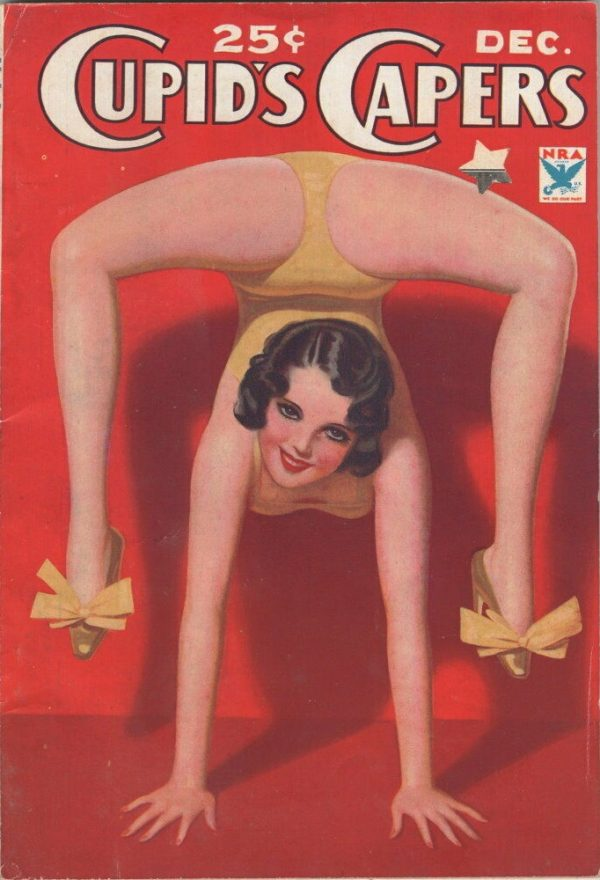 Cupid's Capers December 1933
