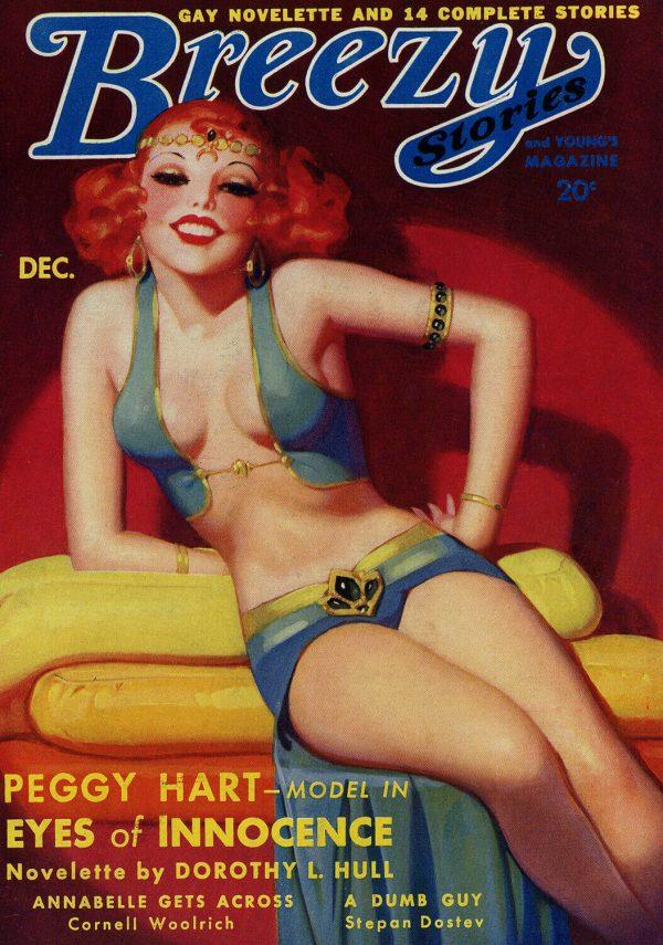 December 1947 Breezy Stories Magazine