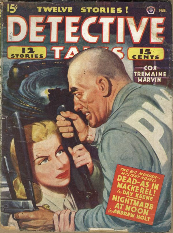 Detective Tales February 1945