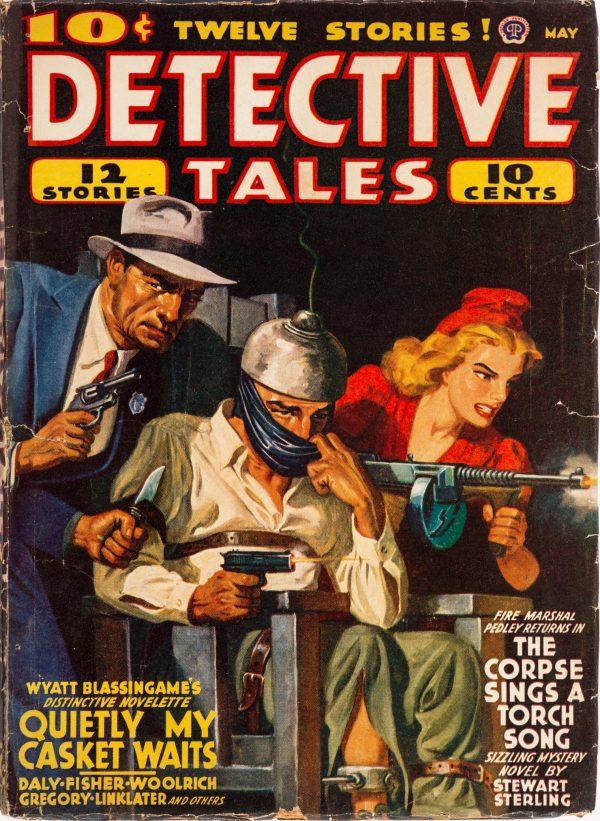 Detective Tales - May 1941