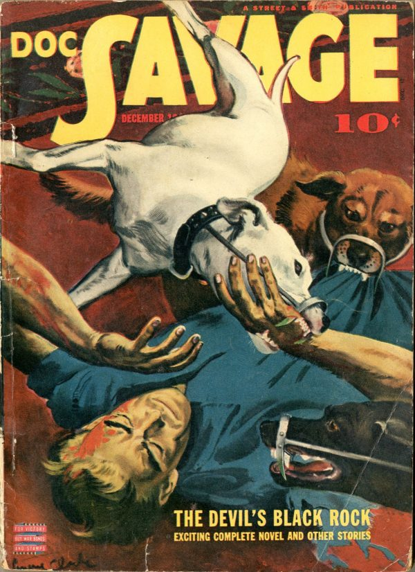 Doc Savage December 1942