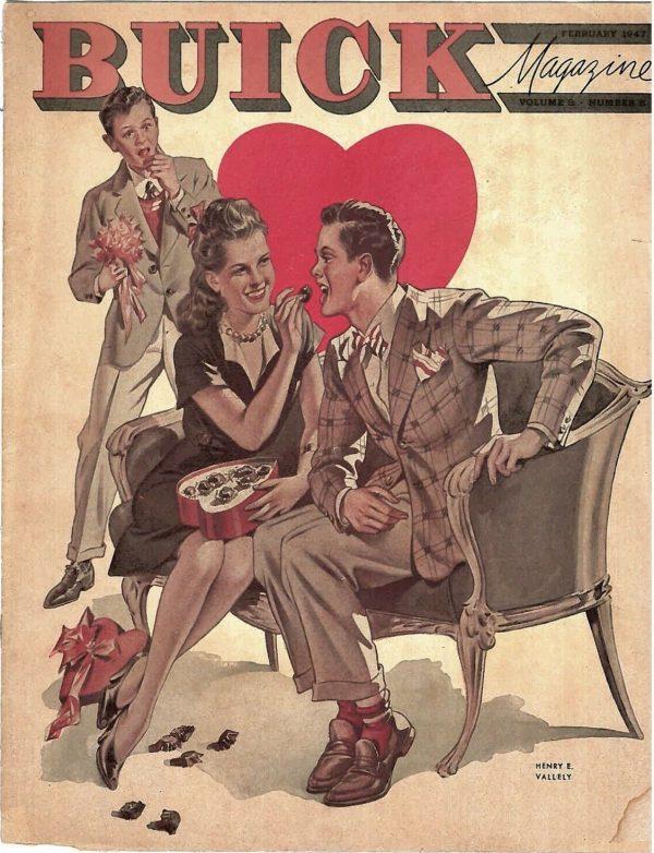February 1947 Buick Magazine