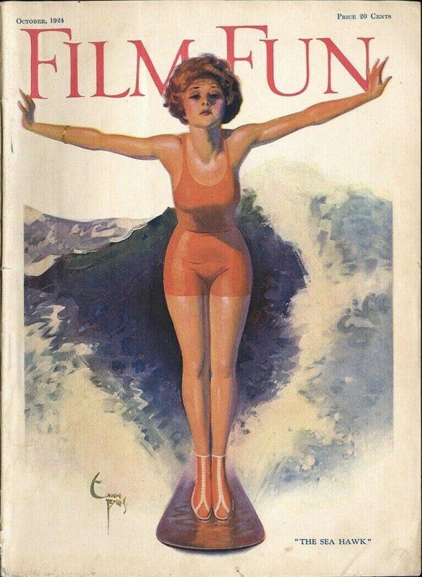 Film Fun Magazine October 1924
