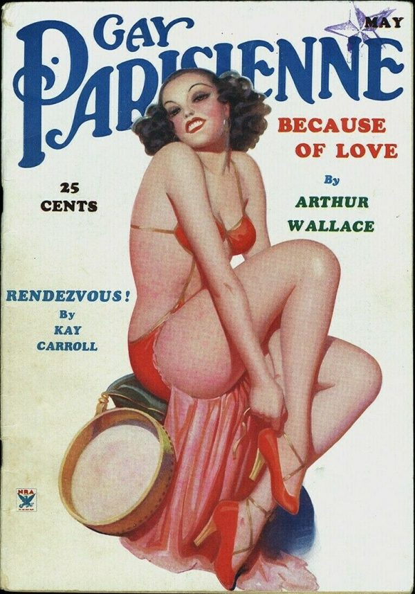 Gay Parisienne May 1935