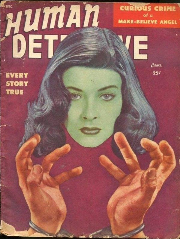 Human Detective December 1947