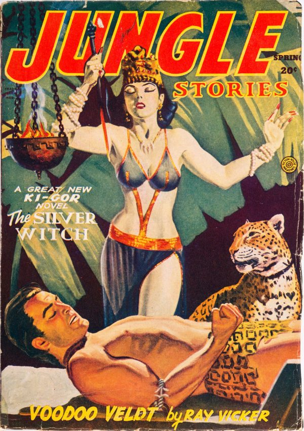 Jungle Stories - Spring 1945