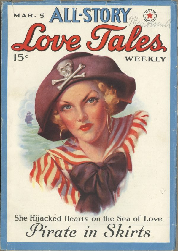 Love Tales Weekly March 5, 1938