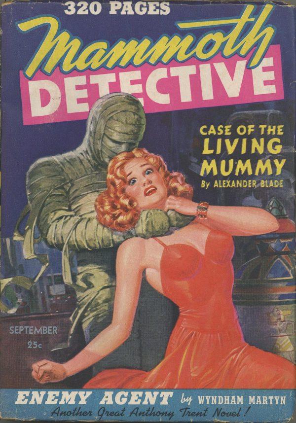 Mammoth Detective September 1942