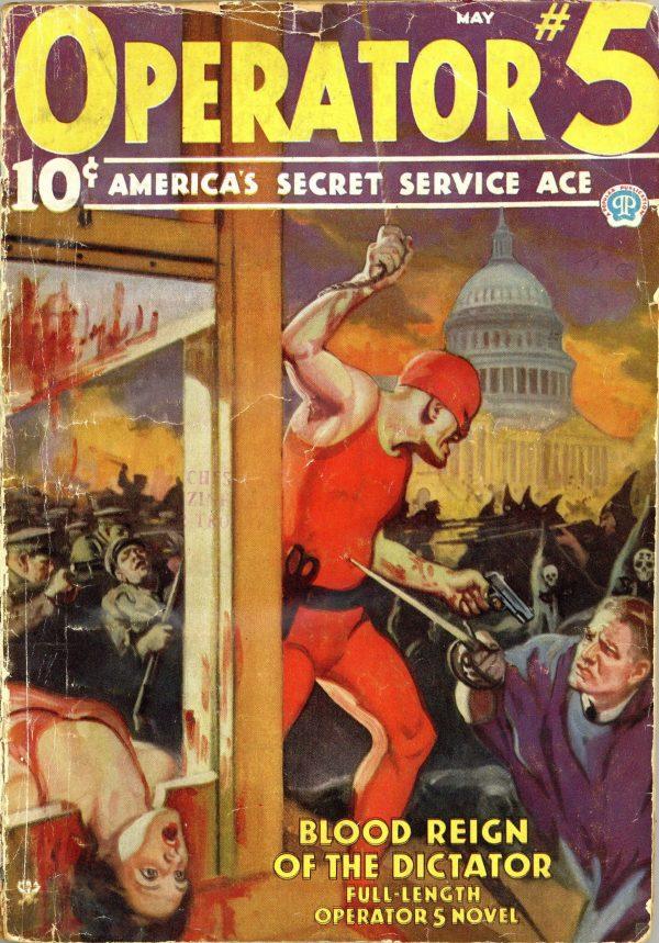 Operator #5 May 1935