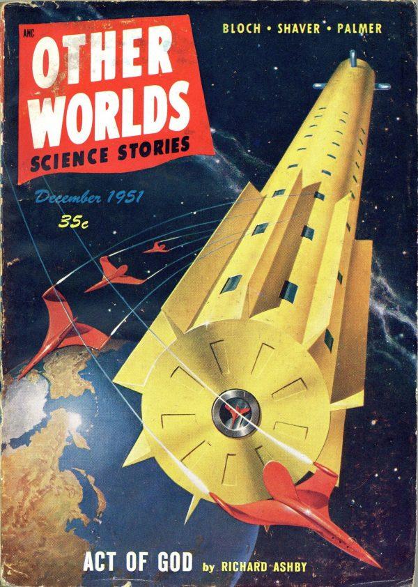 Other Worlds December 1951
