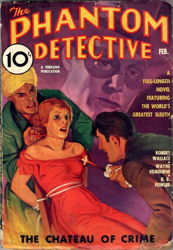Phantom Detective Feb 1936