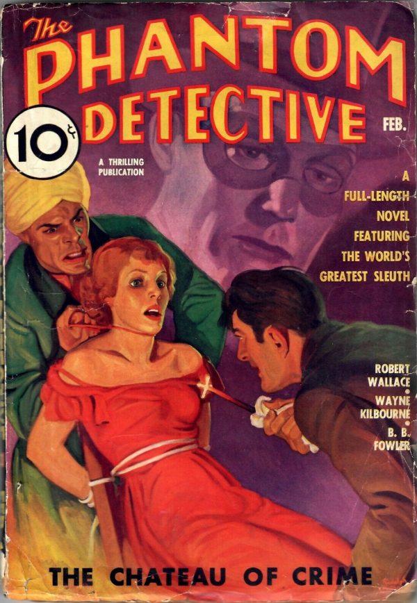 Phantom Detective Feb 1936