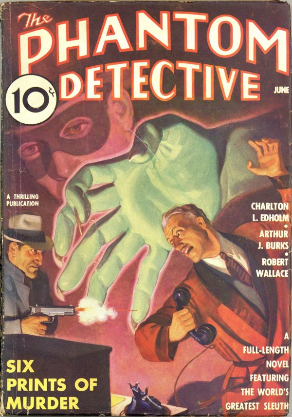 Phantom Detective June 1936