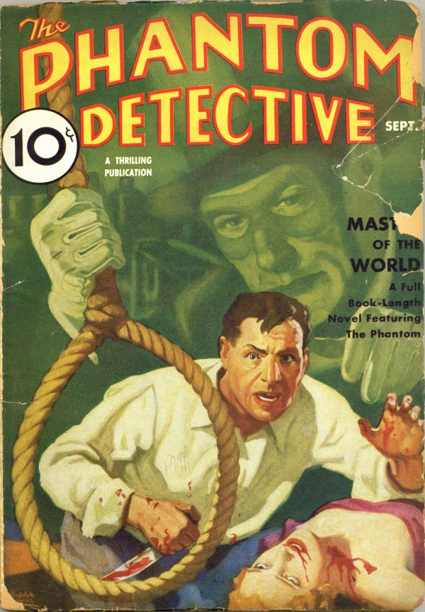 Phantom Detective September 1935