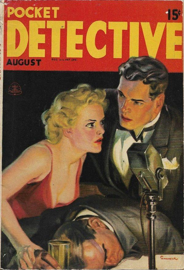 Pocket Detective August 1937