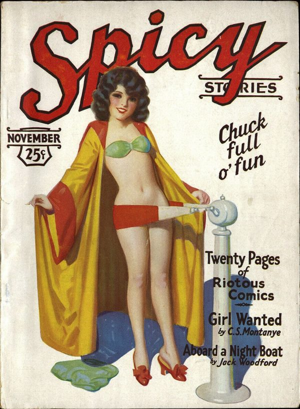Spicy Stories November 1930