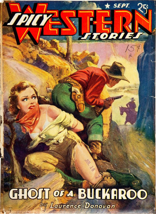 Spicy Western Stories - September 1941
