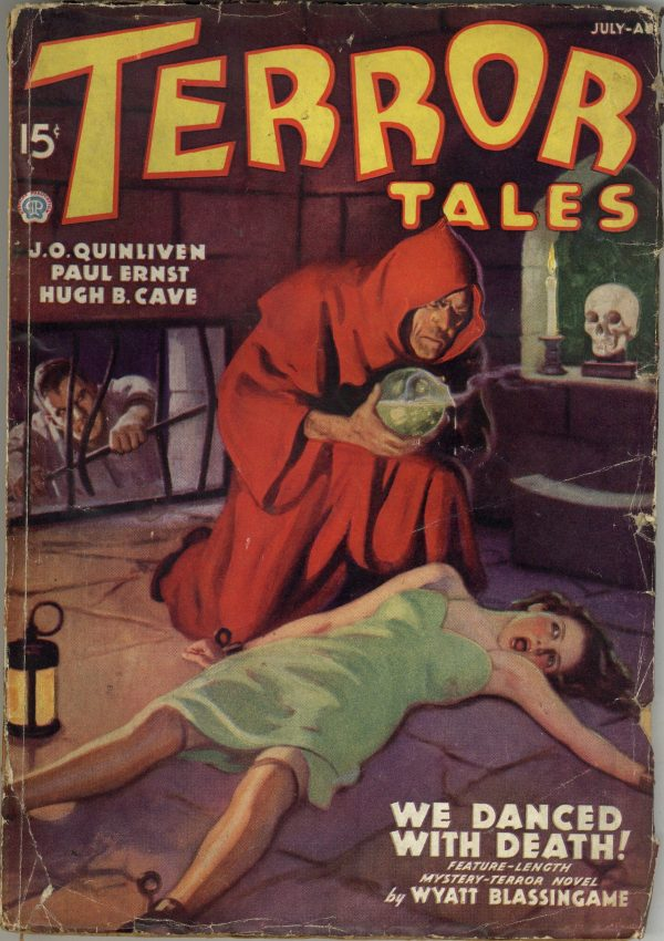Terror Tales July-Aug 1936