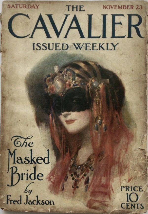 The Cavalier November 23 1912