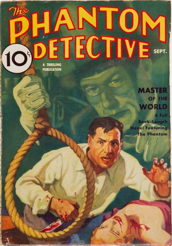 The Phantom Detective - September 1935