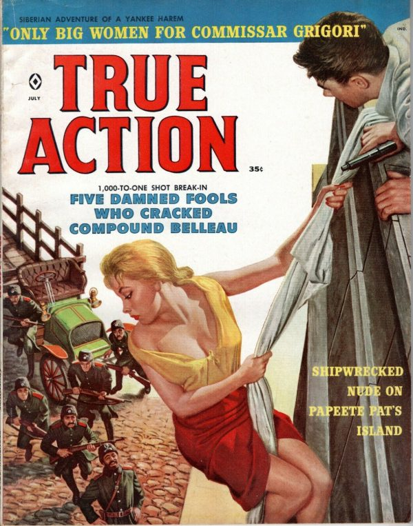 True Action July 1959