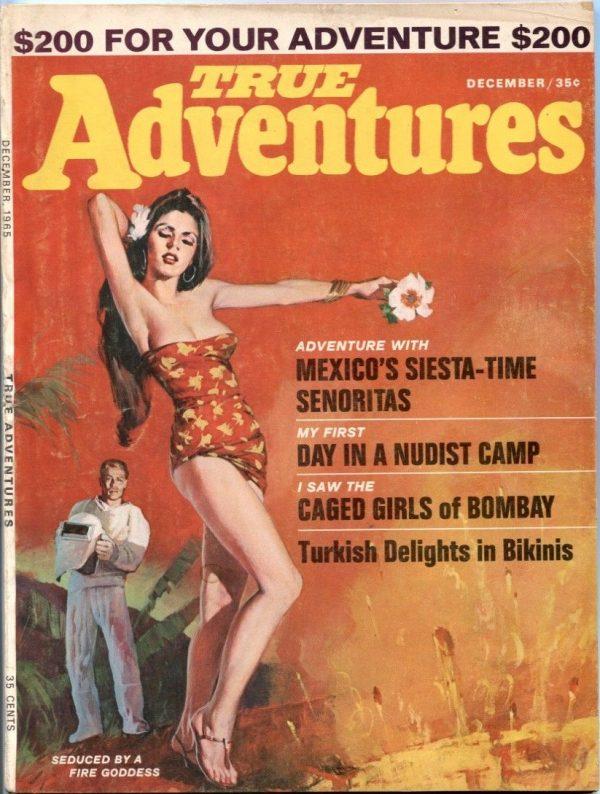 True Adventures December 1965