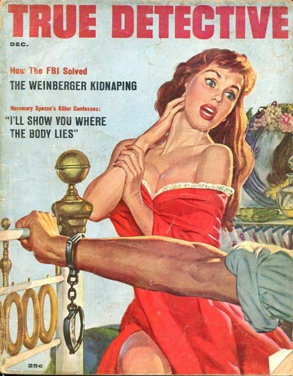 True Detective December 1956