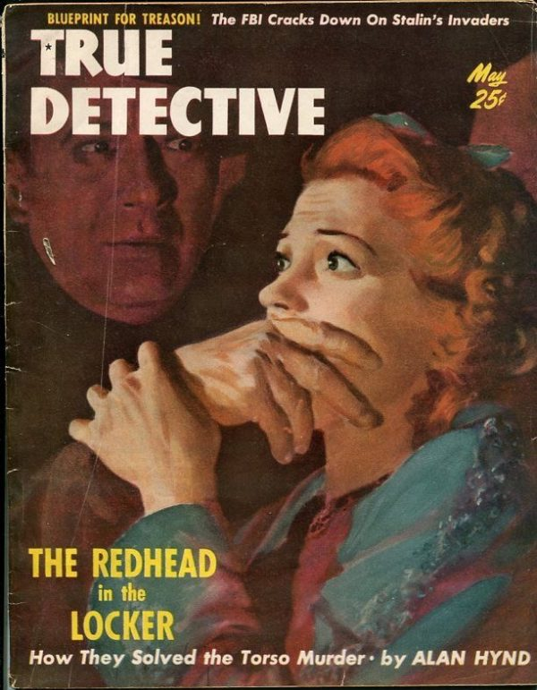 True Detective May 1951