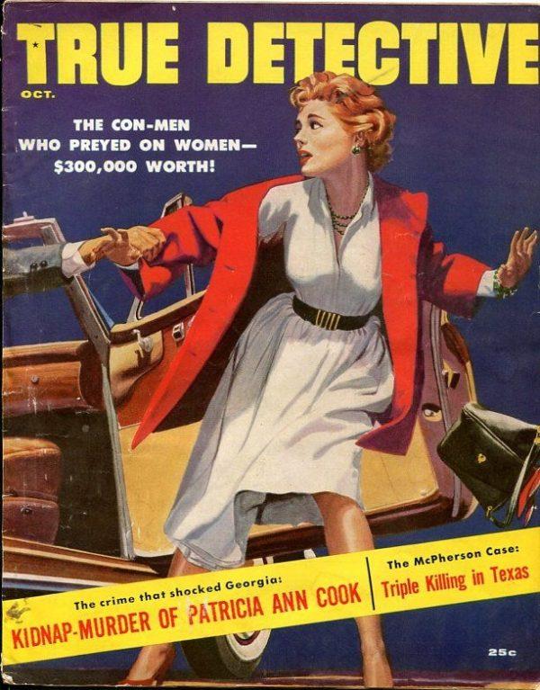 True Detective October 1955