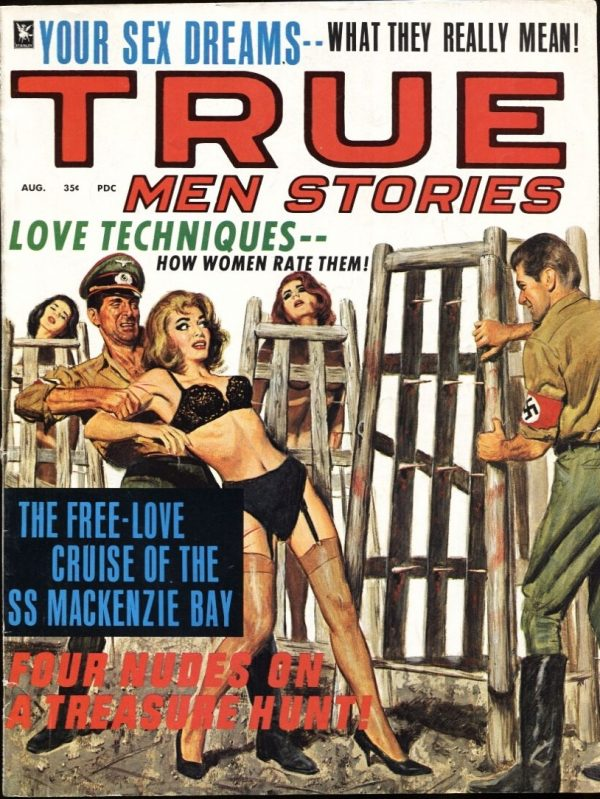 True Men August 1967