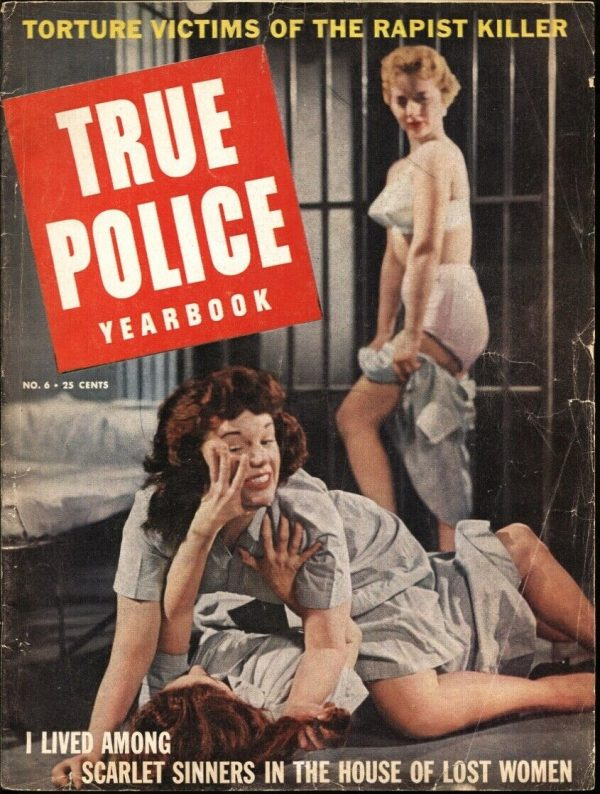 True Police Yearbook 1957