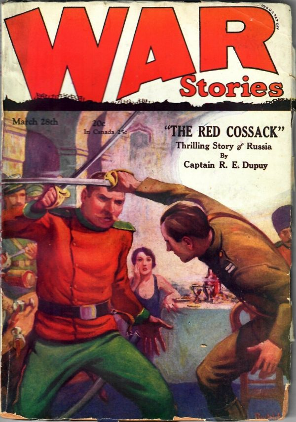 War Stories March 1929