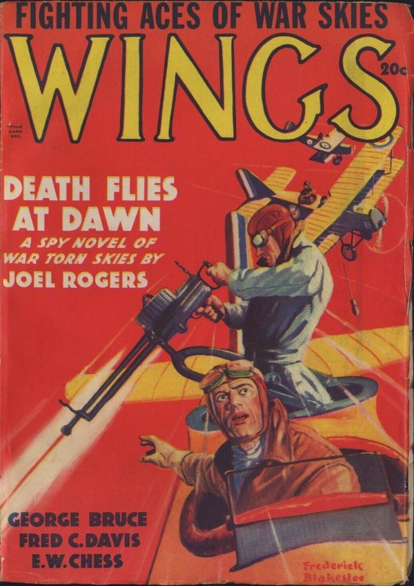 Wings Fall 1936
