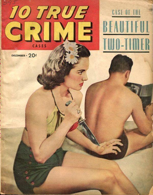 10 True Crime Cases December 1947