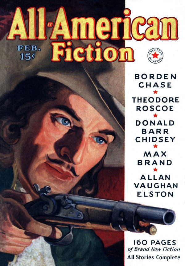 All-American Fiction February 1938