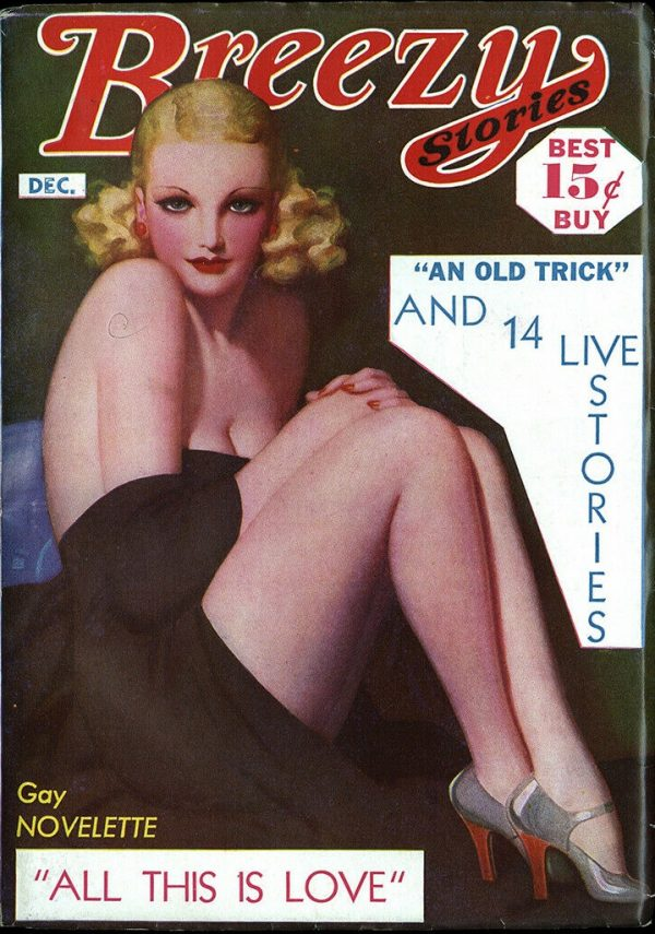 Breezy Stories December 1940
