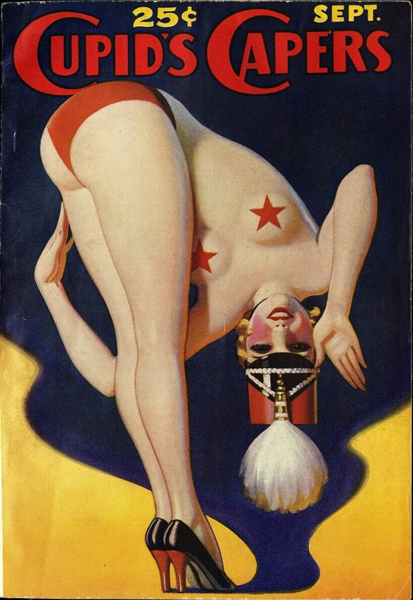 Cupids's Capers September 1933